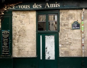 old paris restaurant