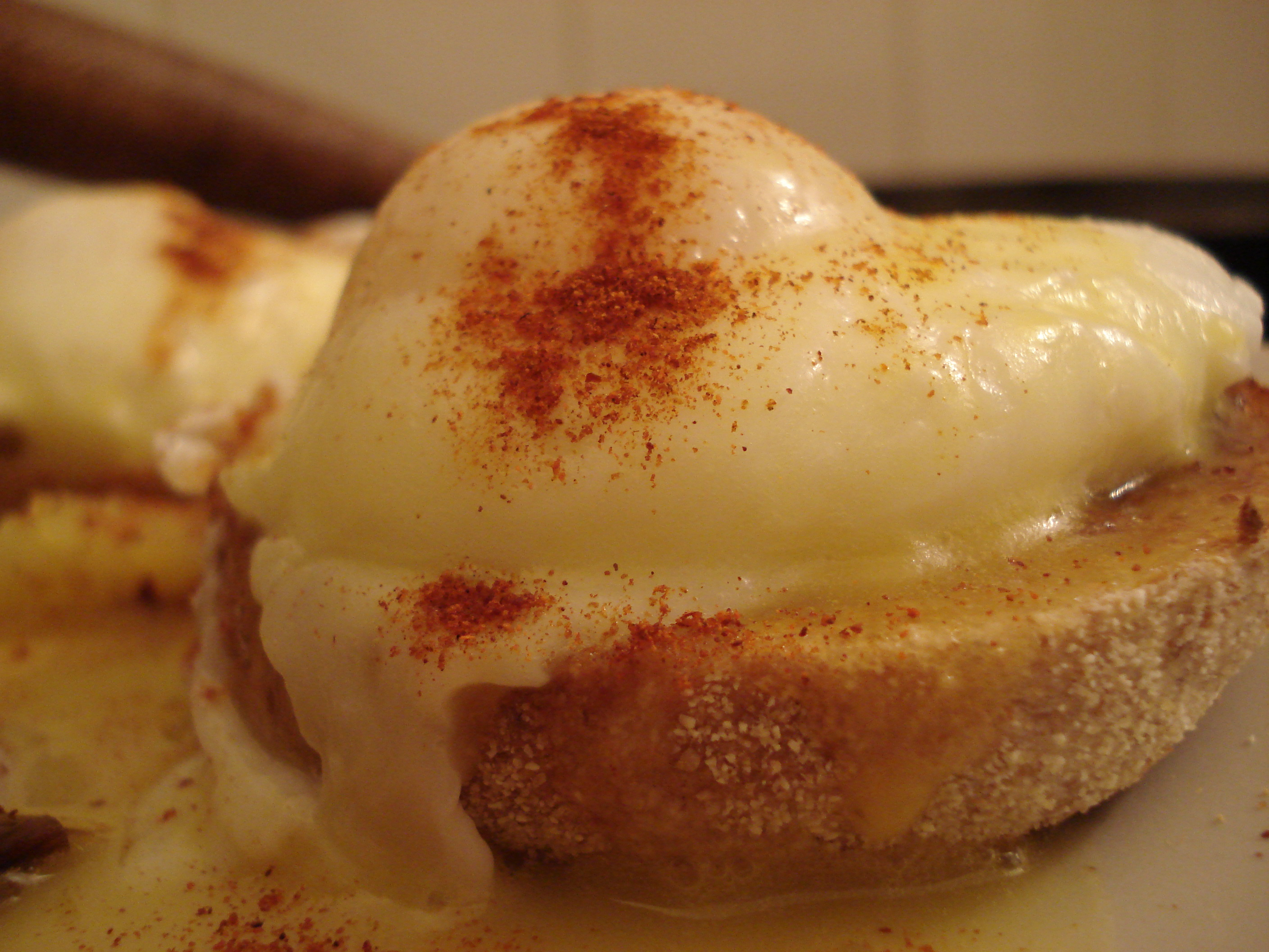 Vegetarian eggs Benedict has been a favorite family recipe for as long ...