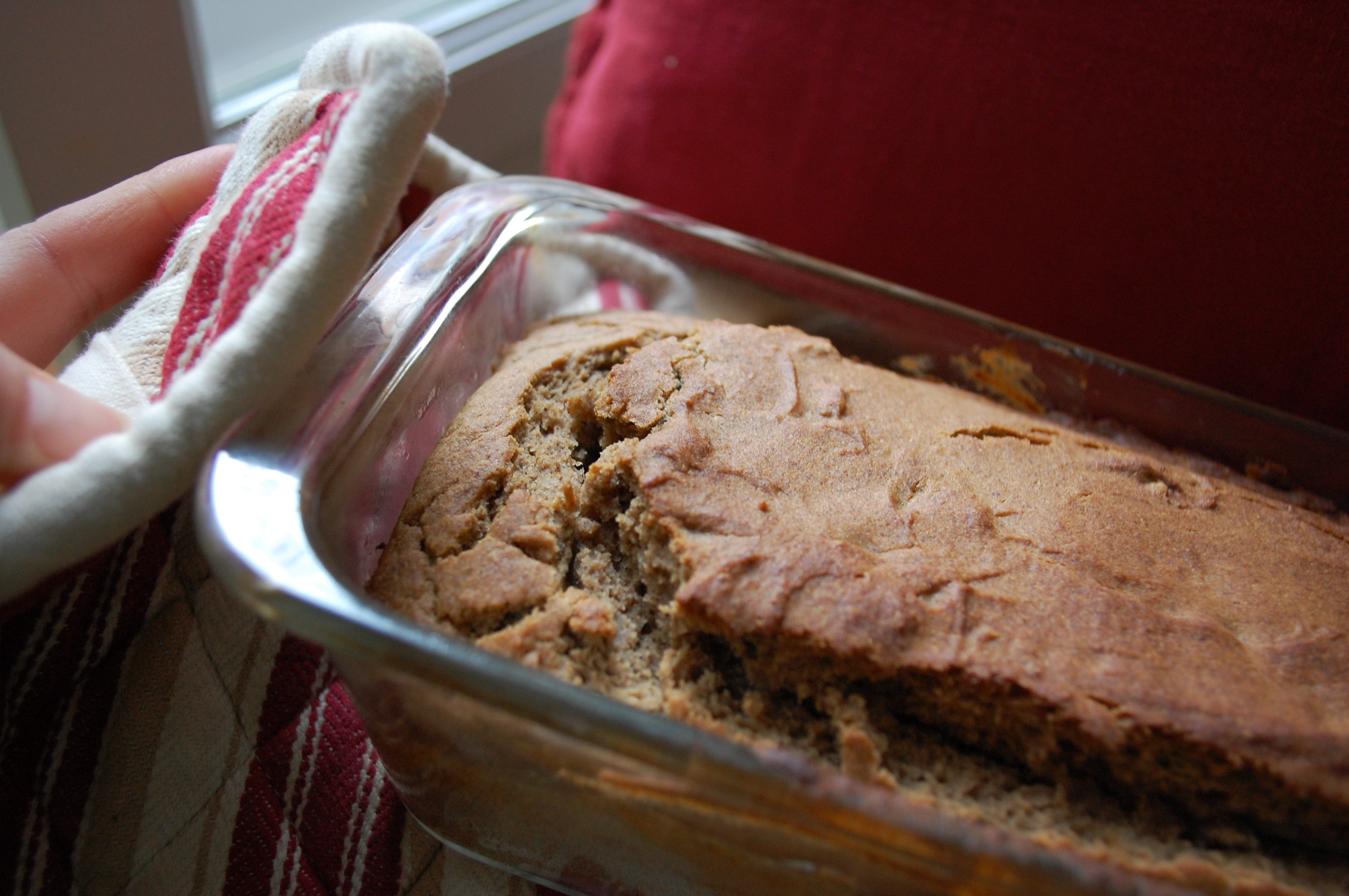 buckwheat banana bread