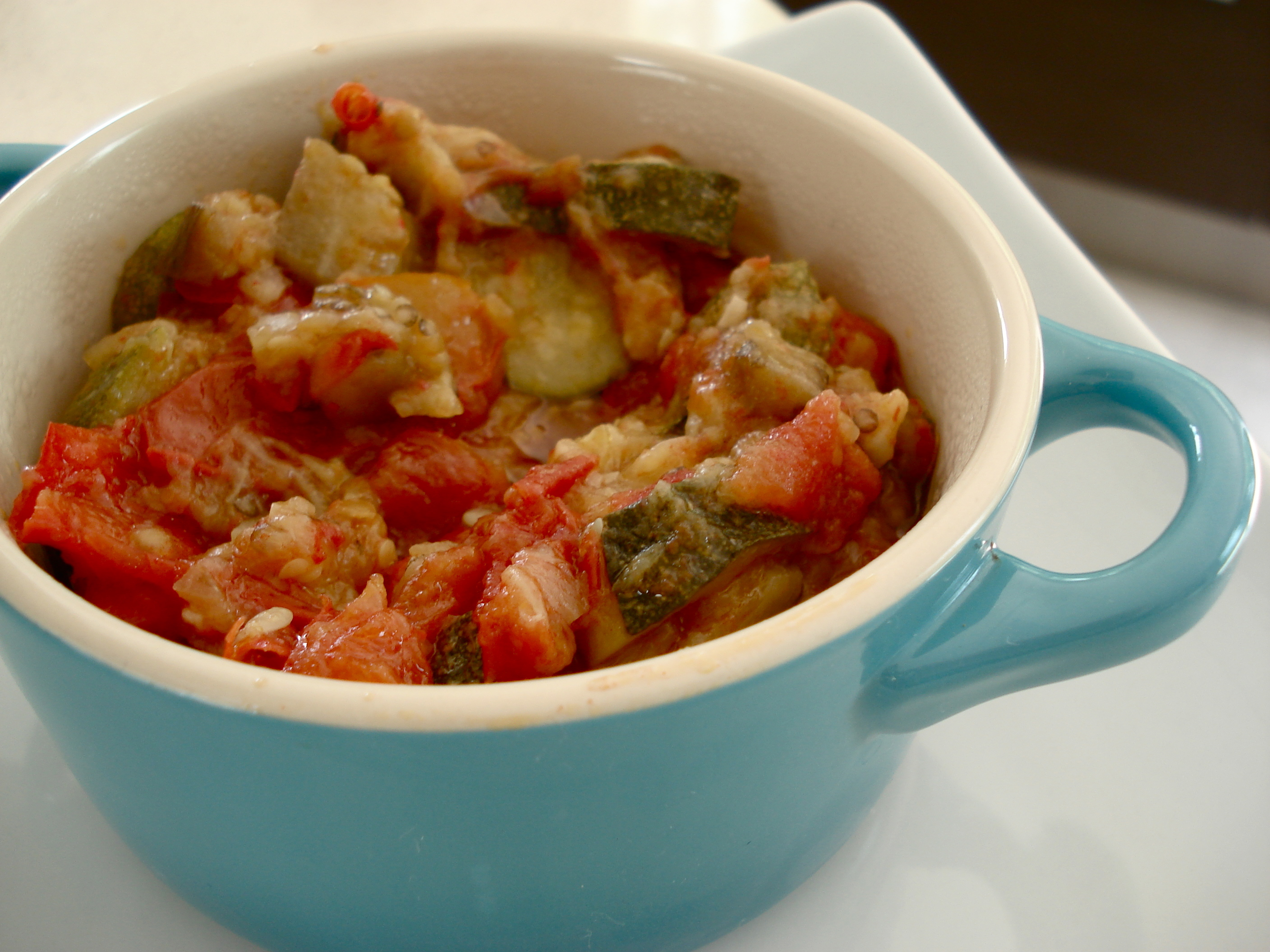 Quick Ratatouille, Version 239 Recipe — Dishmaps