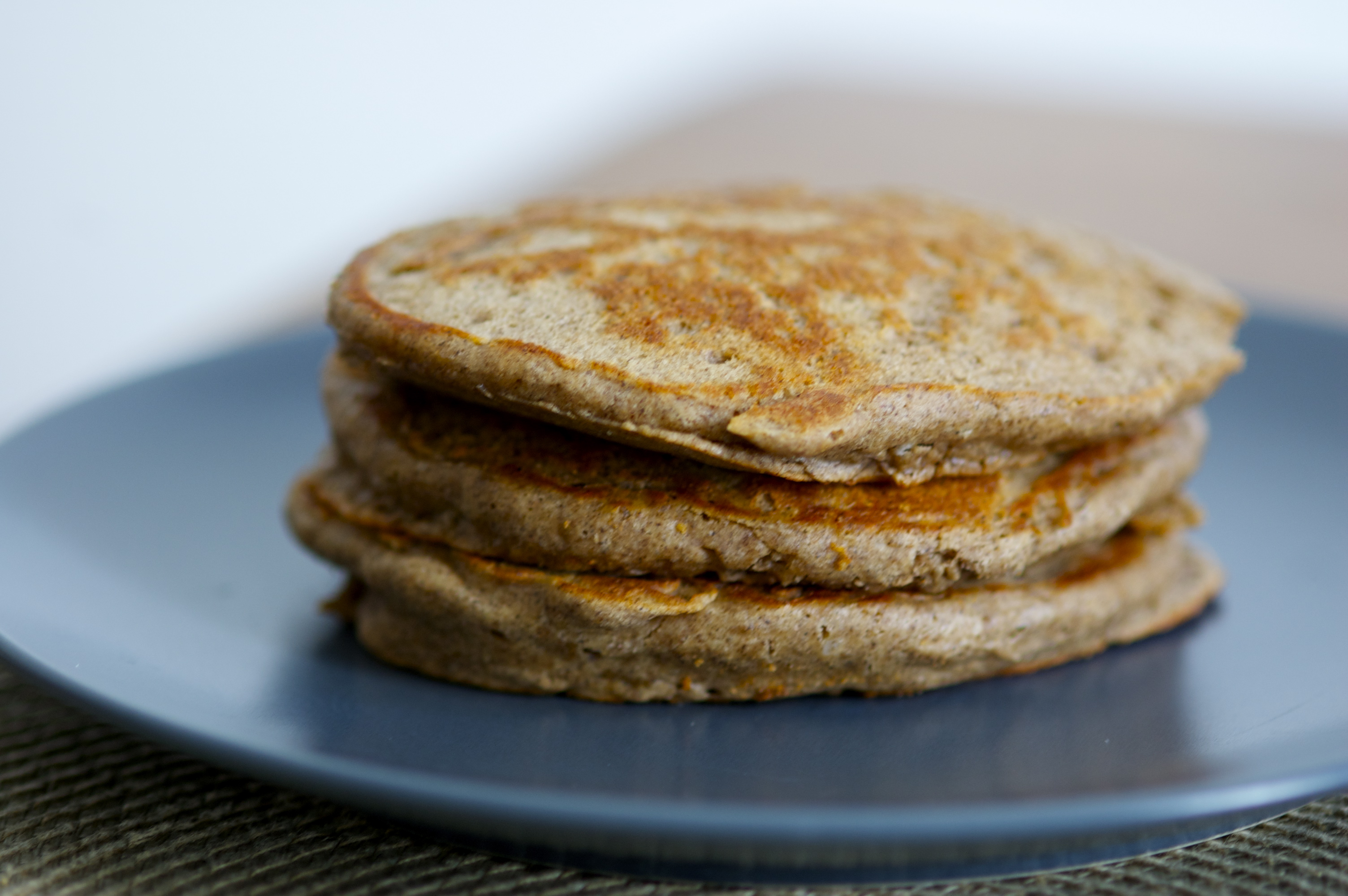 Buckwheat Pancakes buckwheat pancakes (recipe) the tomato knife