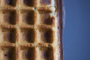 Buckwheat Waffles